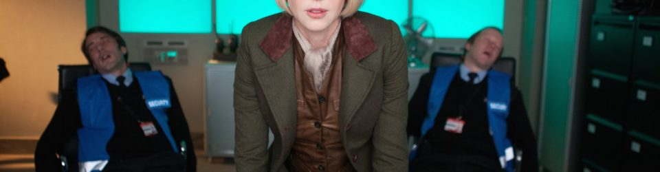 Nicole Kidman as Millicent Clyde in Paddington