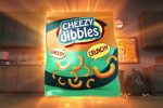 Cheesy Dibbles – the food for super spies