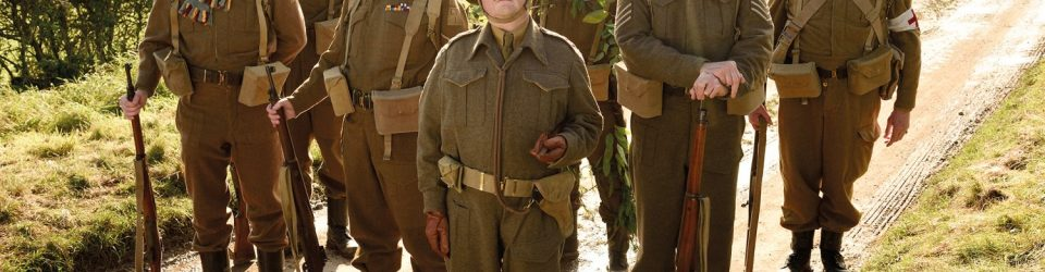 The first images from Dad's Army