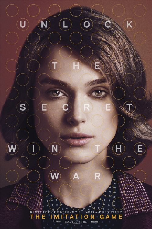 Keira Knightley is Joan Clarke poster