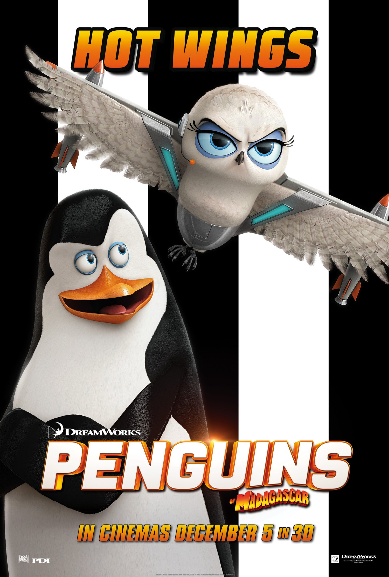 Kowalski and the North Wind Poster