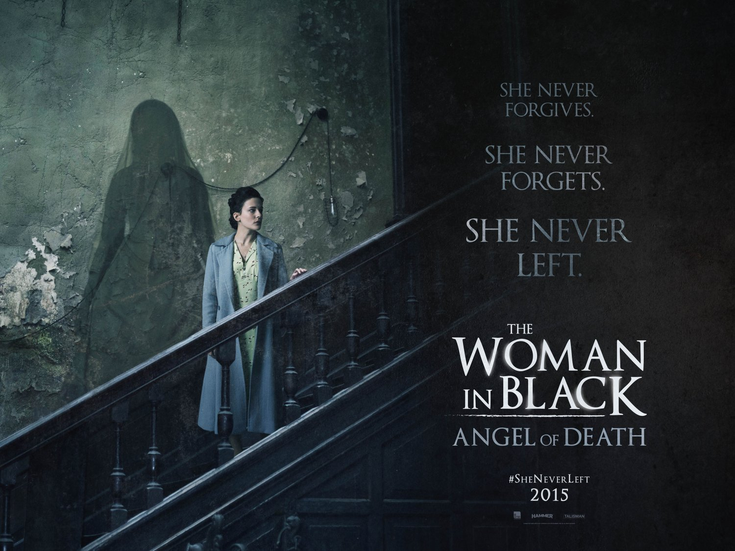 Woman in Black – Angel of death teaser 2