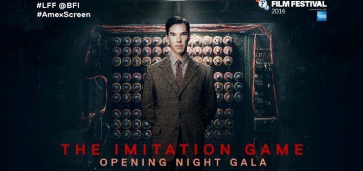 The Imitation Game Opens the 58th BFI London Film Festival