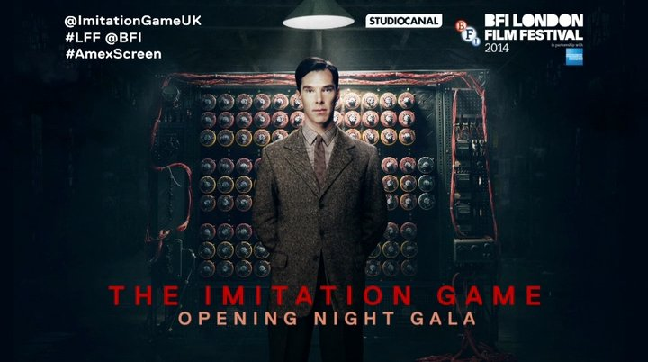 imitation game London International Film Festival gala