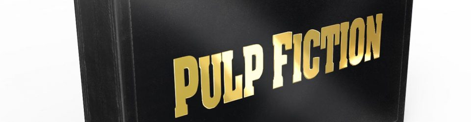 Pulp Fiction 20th Anniversary Box Set