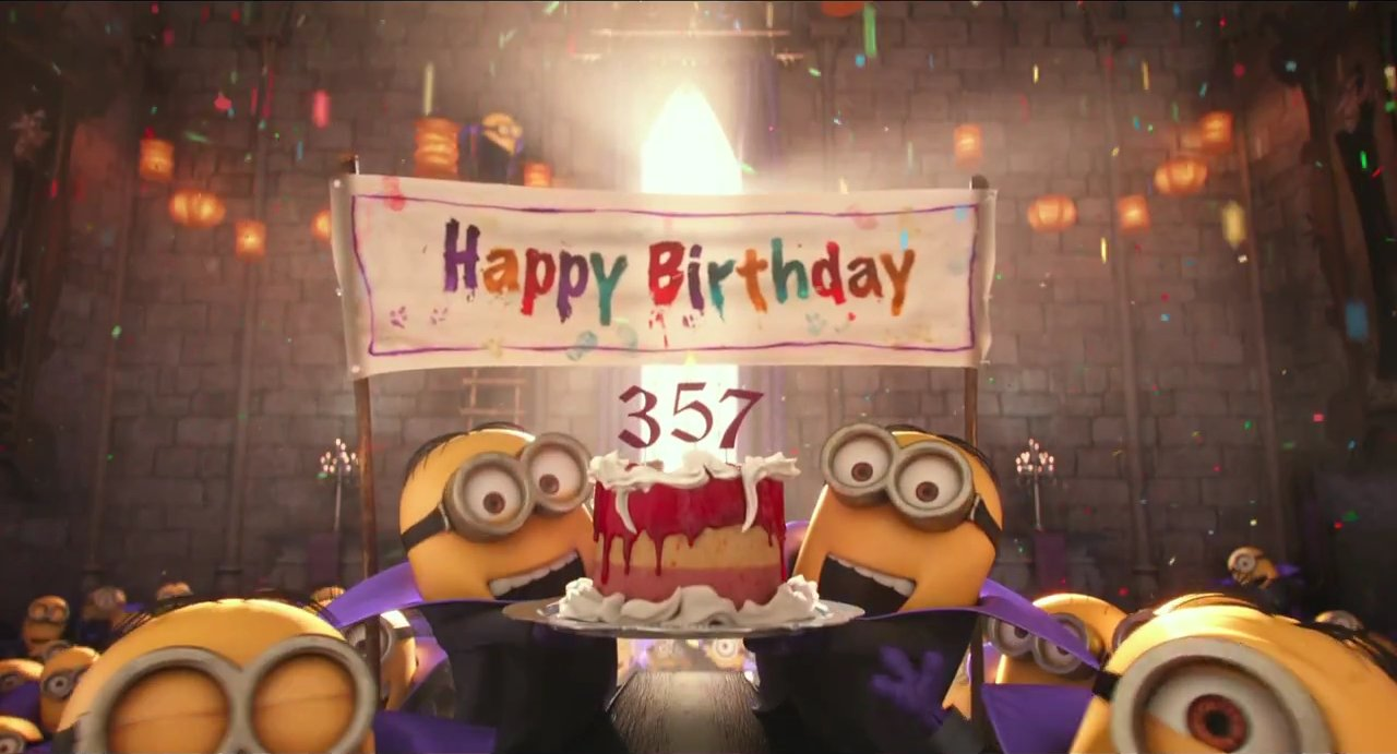 Birthday Greetings master