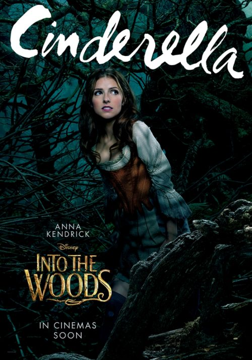 Into the Woods - Cinderlla