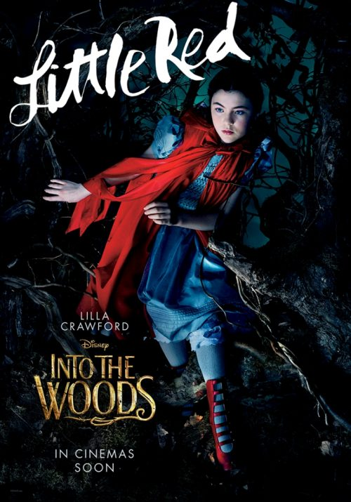 Into the Woods - Little Red