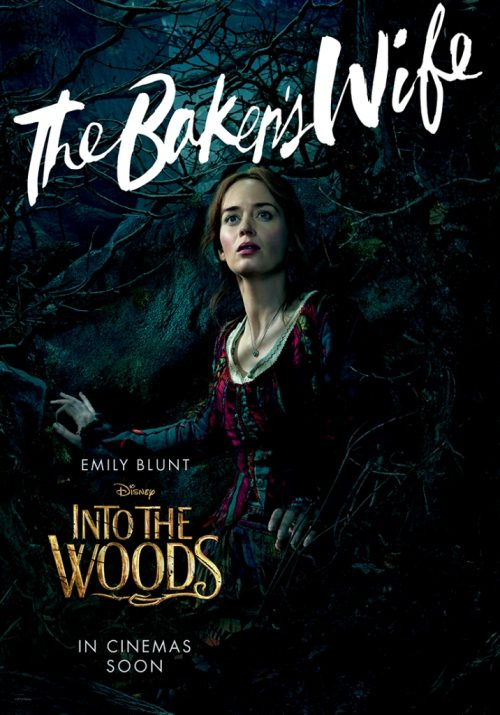 Into the Woods - The Bakers Wife