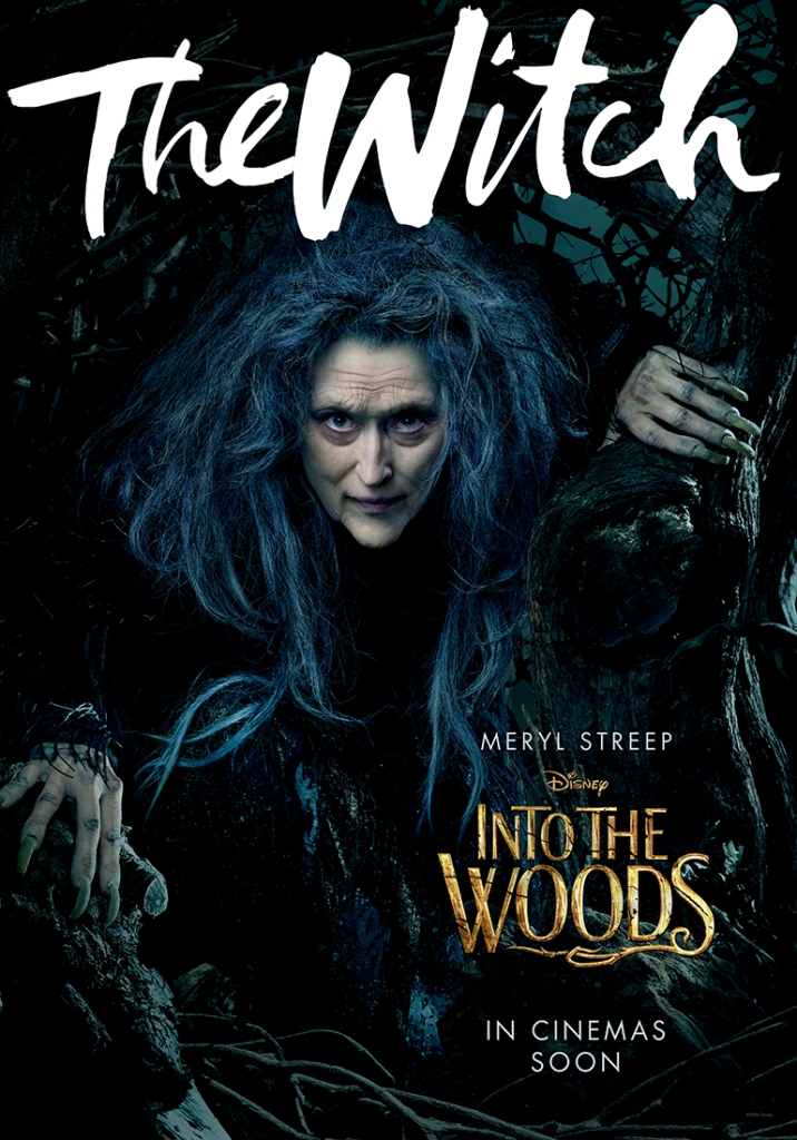 Into the Woods – The Witch