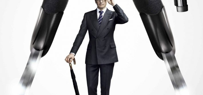 Kingsman: The Secret Service gets a new trailer