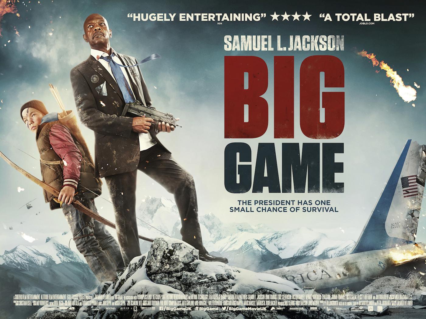 BIG GAME – Quad