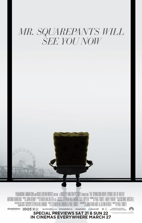 Fifty Shades of Grey spoof poster