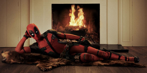 Frist look at Deadpool