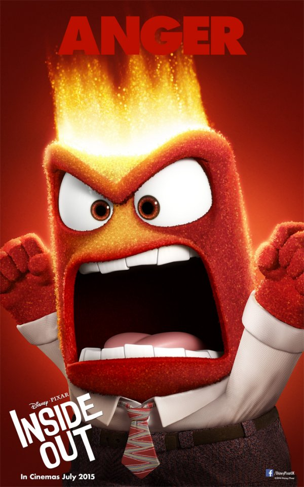 Inside Out – Anger