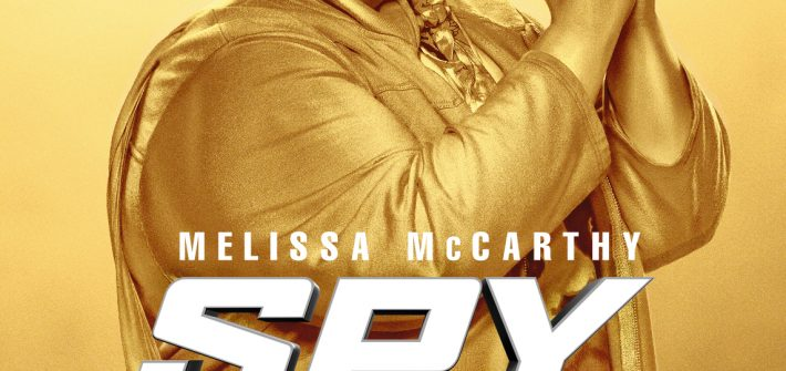 Melissa McCarthy is the Spy