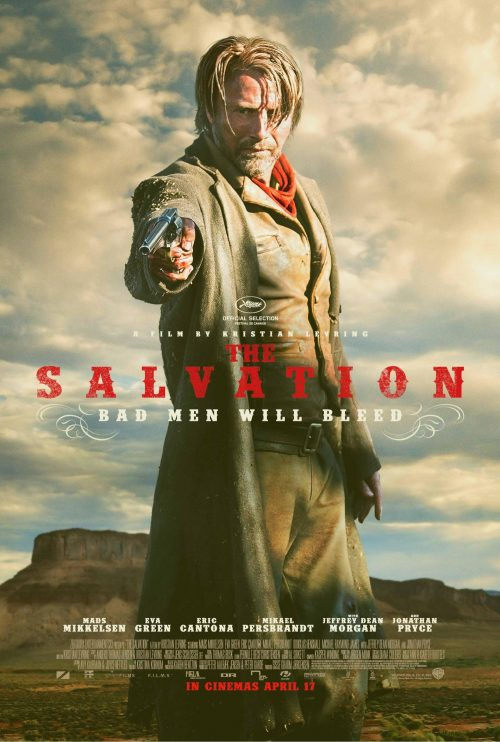 The Salvation UK poster