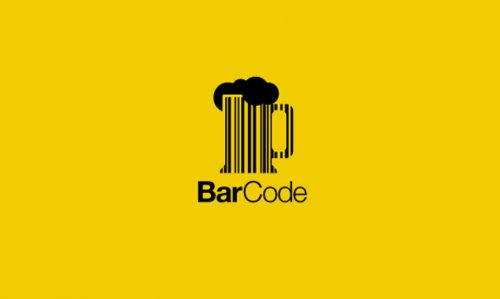 bar-code-logo-design