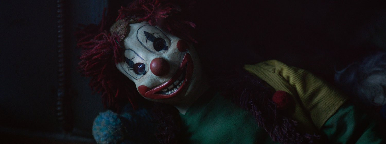 Poltergeist and a clown!