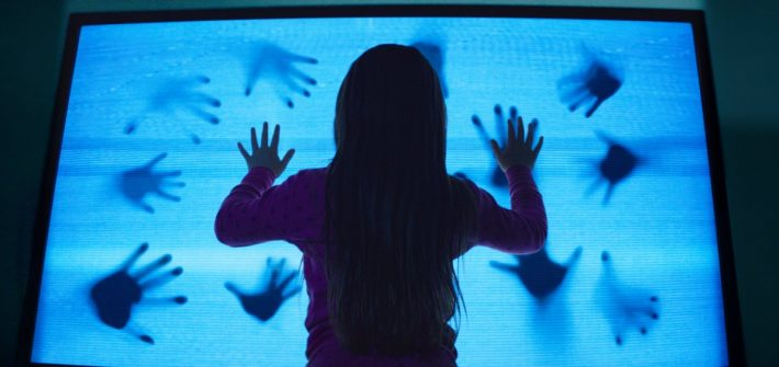 Poltergeist gets some images