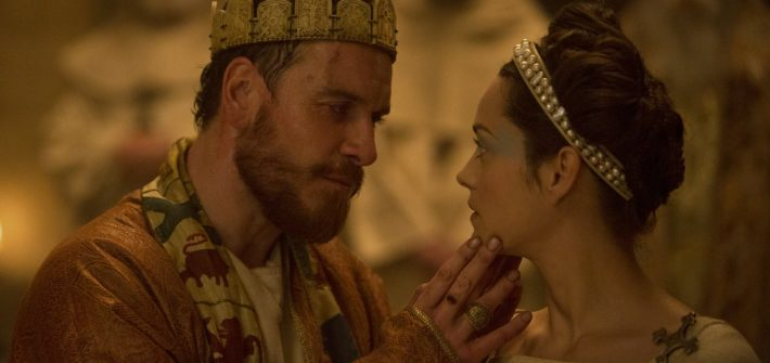 Macbeth returns