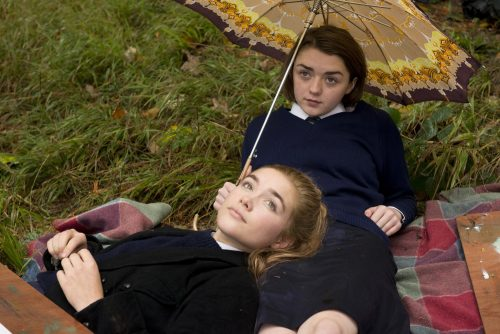 Maisie and Florence from The Falling