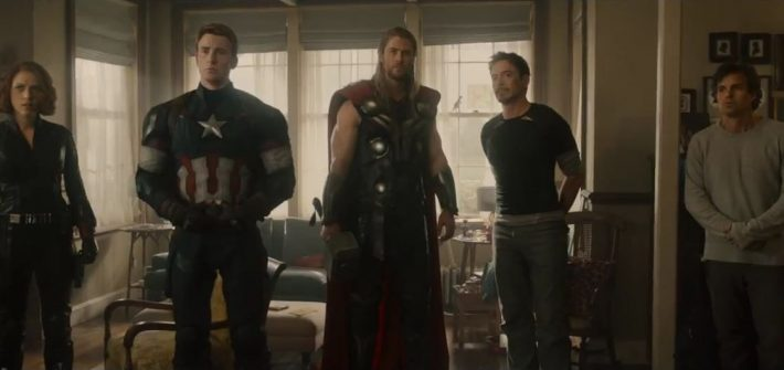 Avengers:  Age of Ultron – The new Pods