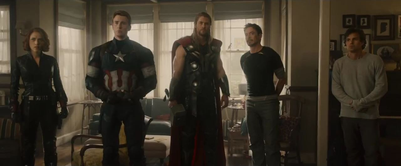 Marvel's Avengers Age of Ultron – Re-Assembled