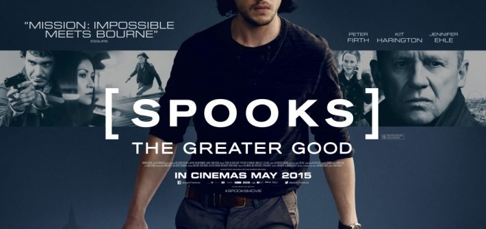 Spooks gets a poster