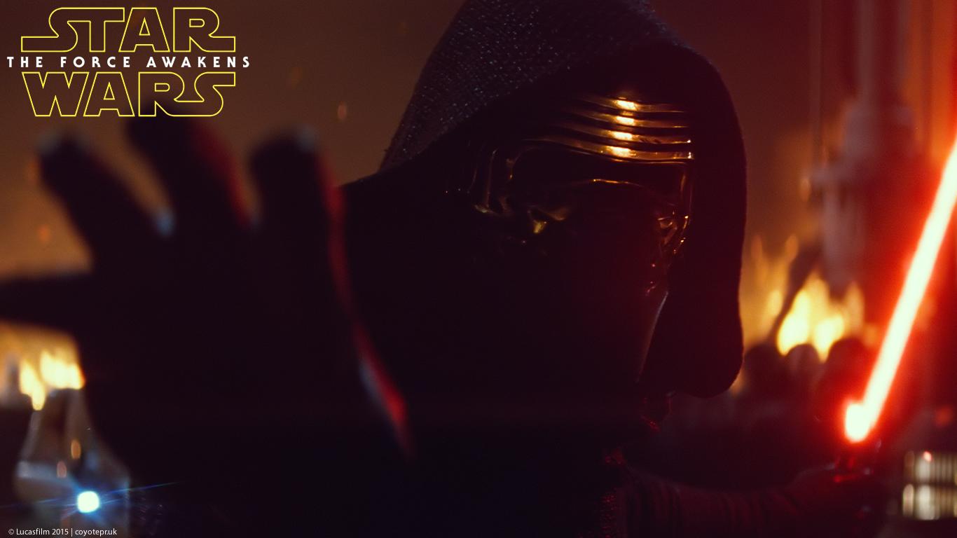 Star Wars The Force Awakens wallpaper 02
