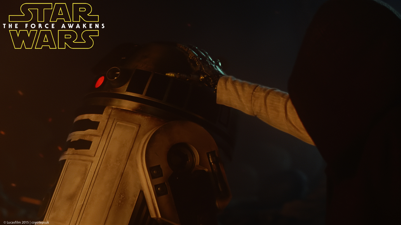 Star Wars The Force Awakens Wallpaper 03 Confusions And Connections