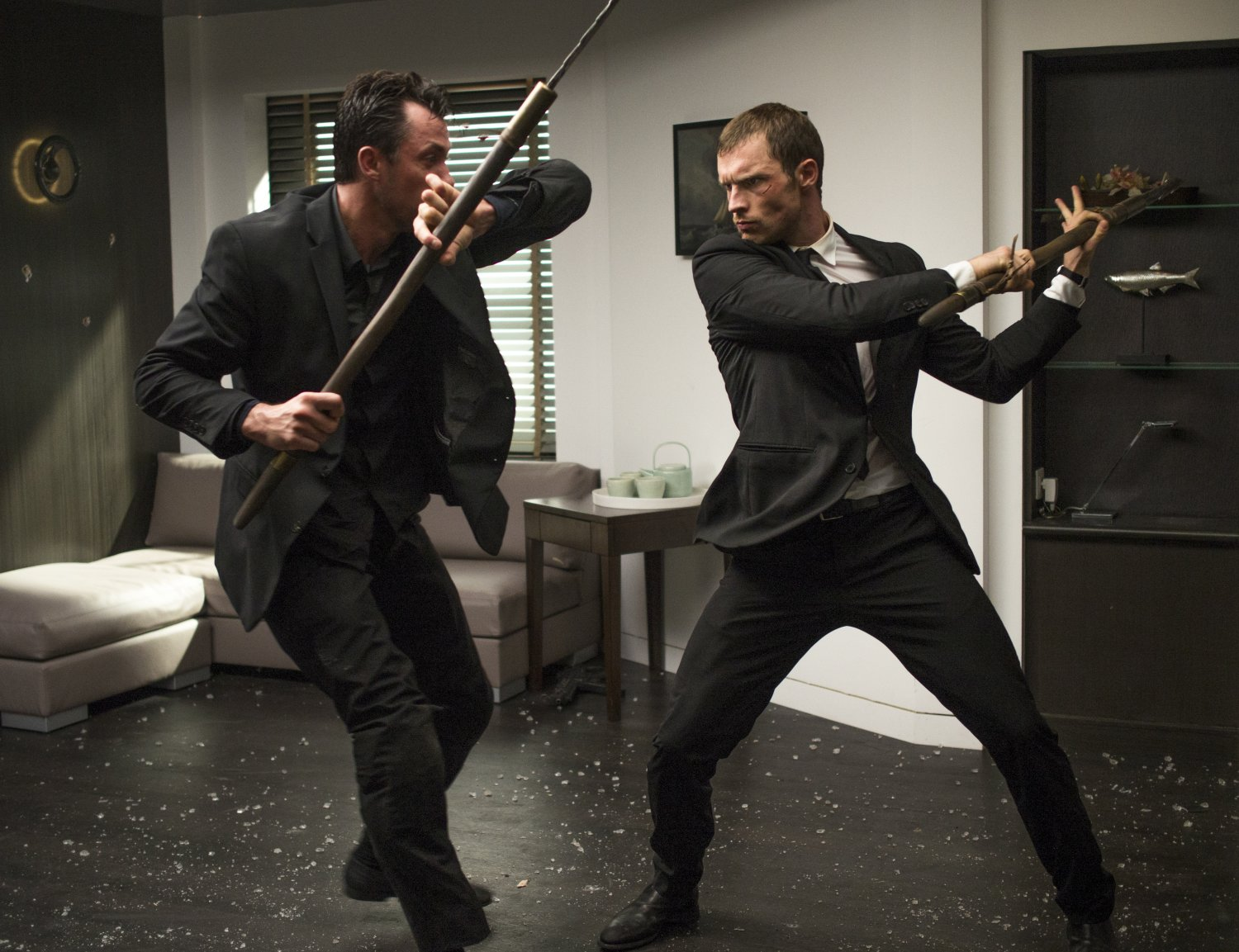 The Transporter Refueled still 1