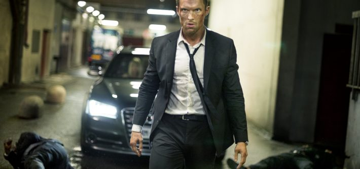 The Transporter's new trailer