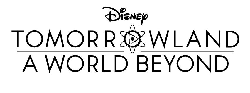 Tomorrowland Title treatment