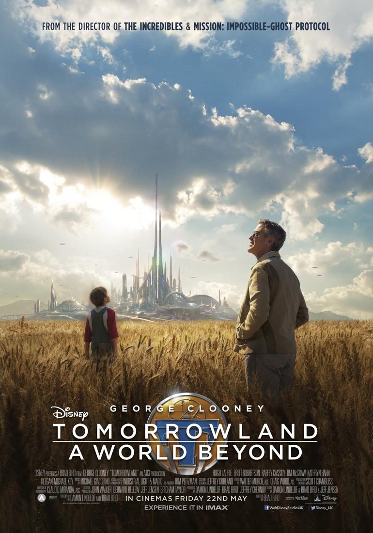 Tomorrowland payoff poster