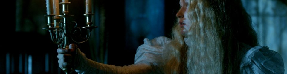 Crimson Peak gets a trailer