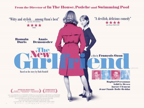 New girlfriend poster