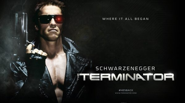 The Terminator is back
