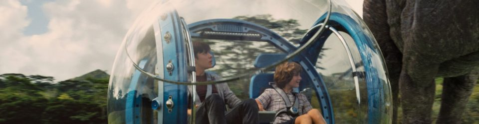Jurassic World – from one hand to another