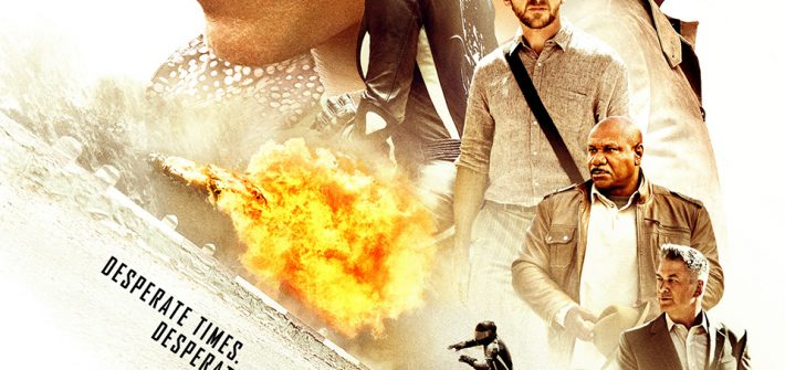 Mission Impossible – The new poster