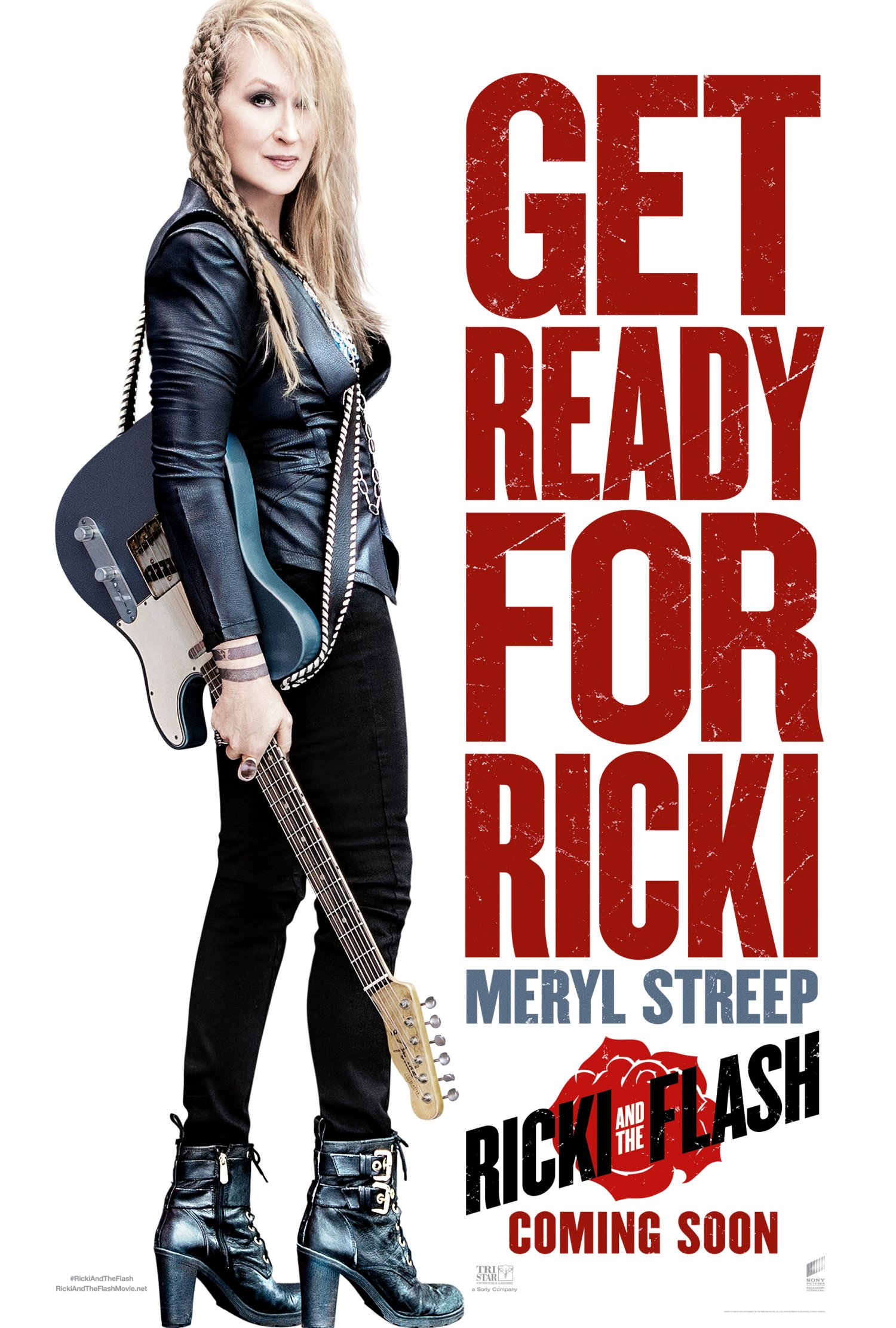 Rickie And The Flash poster