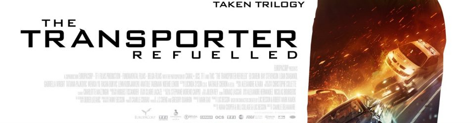 The Transporter has a poster