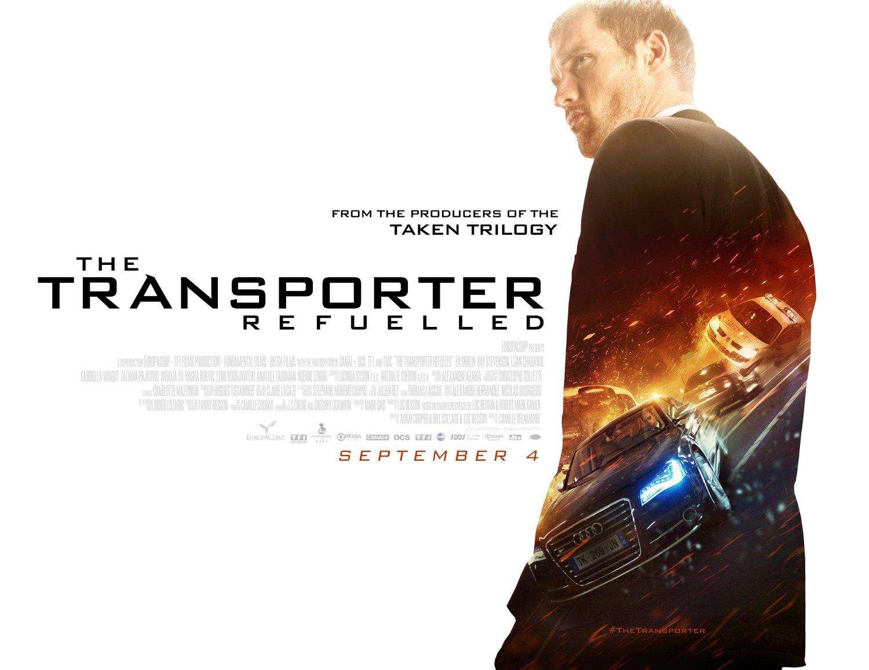 New Transporter Movie Car