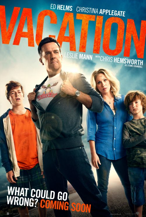 Vacation - Main Poster
