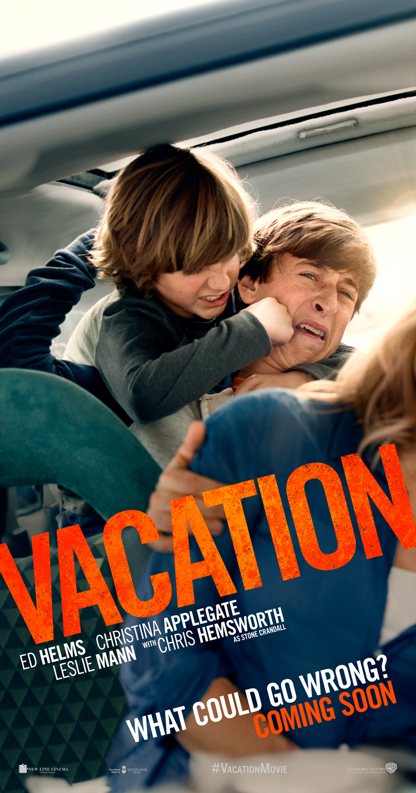 Vacation – Moments Boys Poster
