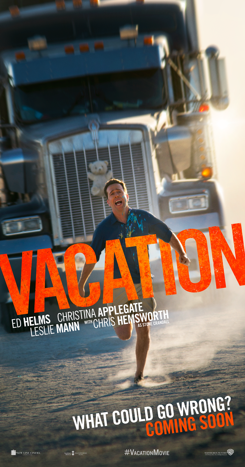 Vacation – Moments Truck Poster
