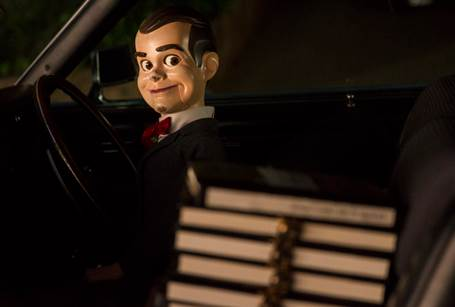 Goosebumps gets a trailer
