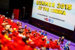 State of the Art Cinema & Lego