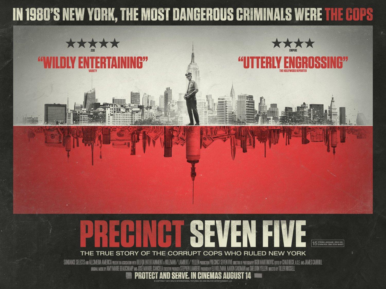 Precinct Seven Five poster
