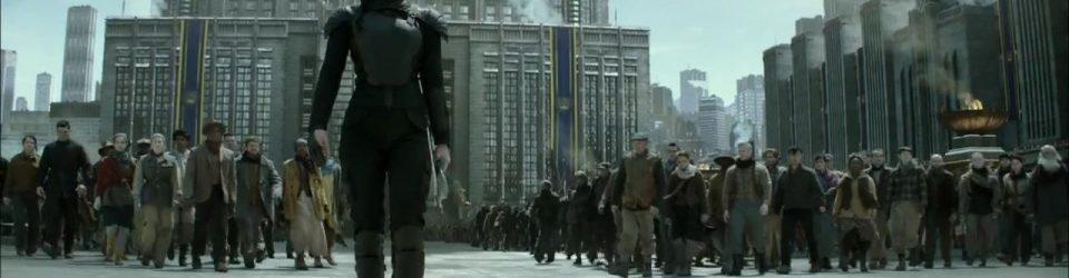 Mockingjay's teaser trailer teaser trailer!